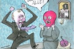 Putins Deutsch