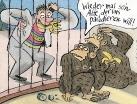 Affenparodie